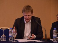 Adam Coutts: Evaluating NCD interventions for Syrian refugees in Lebanon